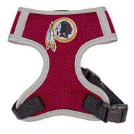 NFL Washington Redskins Mesh Dog Harnesses