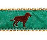 Chocolate Dog Dog Collars