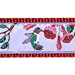 Hummingbirds Dog Collars