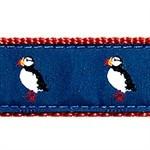 Puffin 1.25 inch Dog Collar, Harness, Lead & Accessories