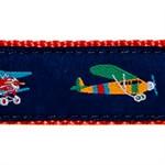 Airplanes Dog Collars