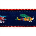 Airplanes Dog Collars