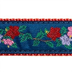 Hibiscus Dog Collars