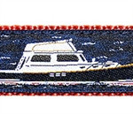 Power Boat Dog Collars