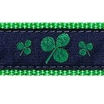 Shamrock 1/2, 3/4 & 1.25 inch Dog & Cat Collar, Harness, Lead & Accessories