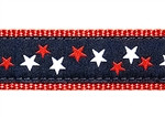 GOA Patriotic Stars Dog Collars