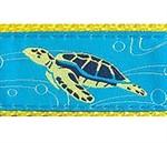 Sea Turtle Dog Collars