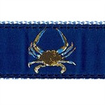 Maryland Blue Crab Dog Collars