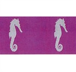 Orchid Seahorse Dog Collars