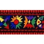 Tribal 1/2, 3/4 & 1.25 inch Dog & Cat Collar, Harness, Lead & Accessories