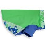 Emerald Green Dog Sun Protective Lightweight Shirts