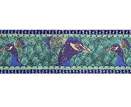 Peacocks Dog Collars, Harness & Leash