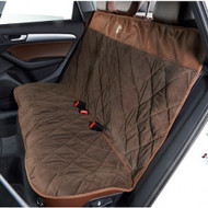 Cross Country Back Seat Protector Cover - Hickory