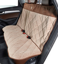 Cross Country Back Seat Protector Cover - Pebble