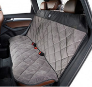 Cross Country Back Seat Protector Cover - Ash