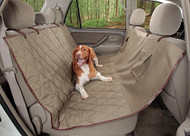 Deluxe Quilted Hammock Seat Protector Cover w/Storage Pockets