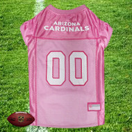 NFL Arizona Cardinals Dog Jersey - Pink