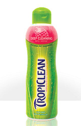 Tropiclean Deep Cleaning Pet Dog Shampoo