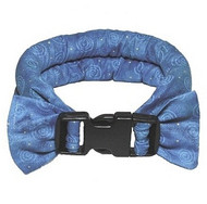 Too Cool Cooling Dog Collars - Blue Swirls
