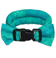 Too Cool Cooling Dog Collars - Teal on Turquoise