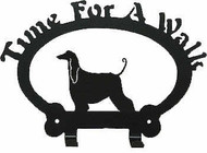 Dog Leash Holder - Afghan Hound
