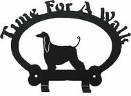 Dog Leash Holder - Afghan Hound