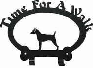 Dog Leash Holder - Jack Russell
