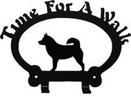 Dog Leash Holder - Alaskan Malmute
