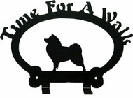 Dog Leash Holder - American Eskimo