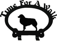 Dog Leash Holder - Australian Shepherd