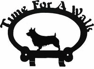 Dog Leash Holder - Australian Terrier
