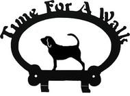 Dog Leash Holder - Bloodhound