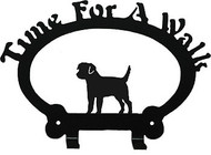 Dog Leash Holder - Boston Terrier