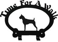 Dog Leash Holder - Boxer