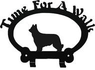 Dog Leash Holder - Briard