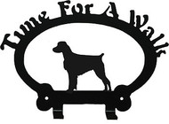 Dog Leash Holder - Brittany
