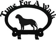 Dog Leash Holder - Bullmastiff