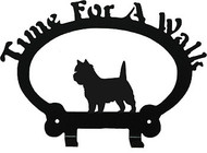 Dog Leash Holder - Cairn Terrier