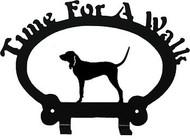 Dog Leash Holder - Coonhound