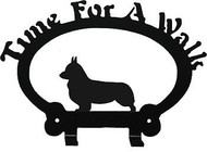 Dog Leash Holder - Corgi Pembroke Welsh