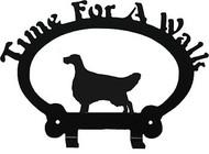 Dog Leash Holder - English Setter