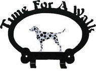 Dog Leash Holder - Dalmatians