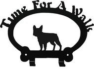 Dog Leash Holder - French Bulldog