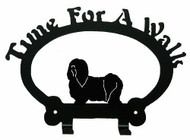 Dog Leash Holder - Havanese