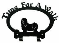 Dog Leash Holder - Havanese