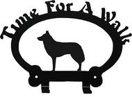 Dog Leash Holder - Husky