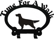 Dog Leash Holder - Gordon Setter
