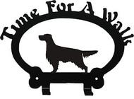 Dog Leash Holder - Gordon Setter