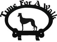 Dog Leash Holder - Greyhound