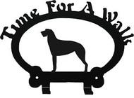 Dog Leash Holder - Irish Wolfhound